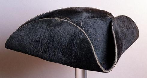 zwarte-driekante-steek-of-tricorne-museum-rotterdam